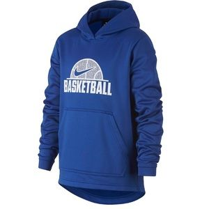 🏀Boys Nike Therma Basketball Hoodie Size Small
